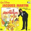 disque film aristochats walt disney jacques martin chante les aristochats